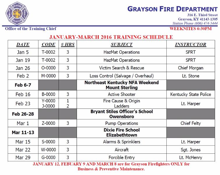 2014 fire abc shift calendar