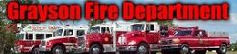 Grayson Fire Department